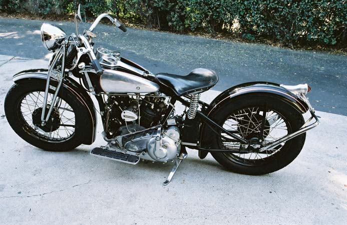 Messi classic motorcycles september 2013 for Crocker motors used cars